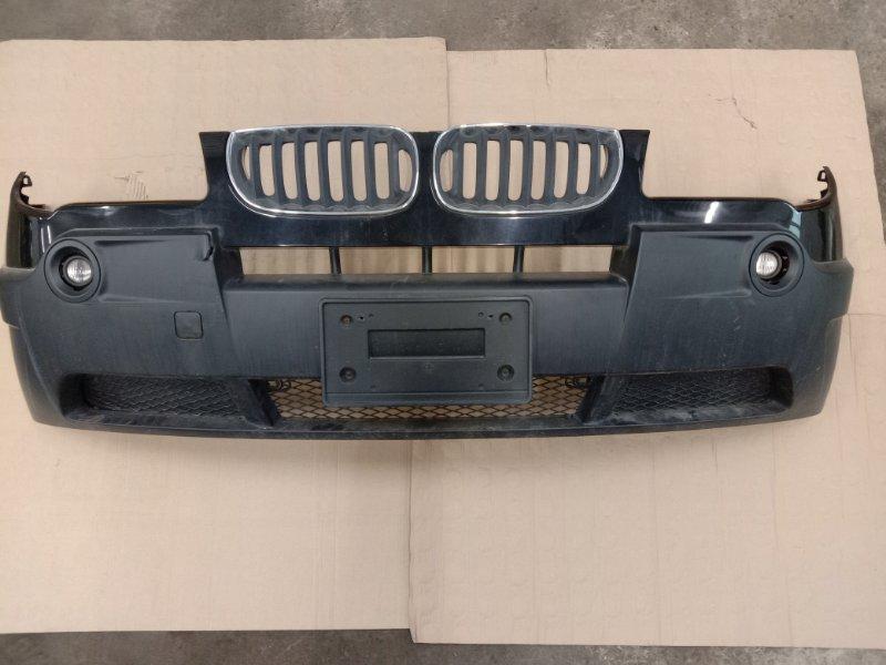 Бампер Bmw X3 - Series E83 M54B25 2004 передний