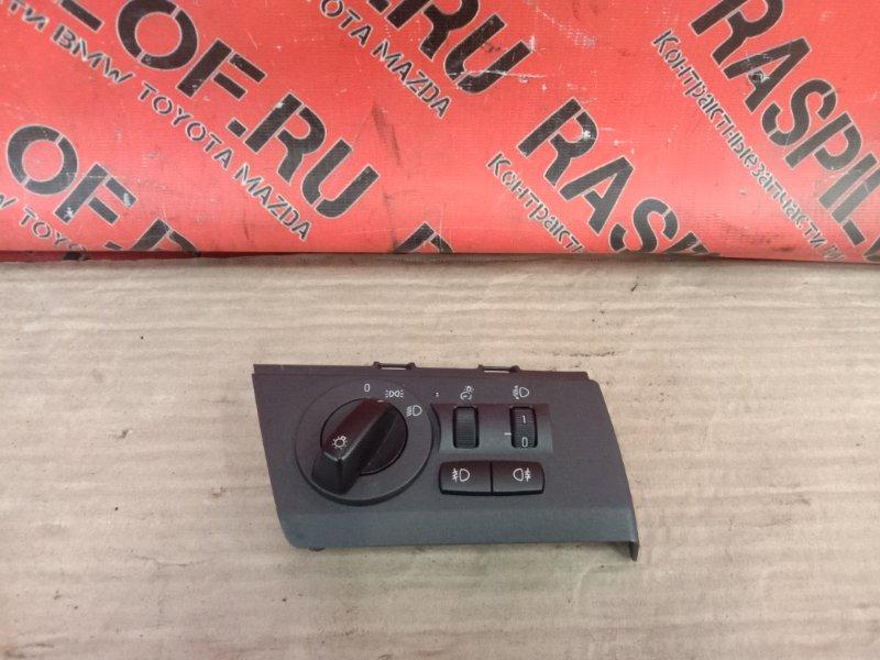 Переключатель света Bmw X3 - Series E83 M54B25 2004