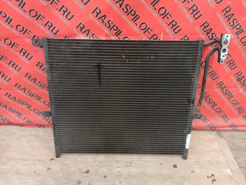 Радиатор кондиционера Bmw X3 - Series E83 M54B25 2004