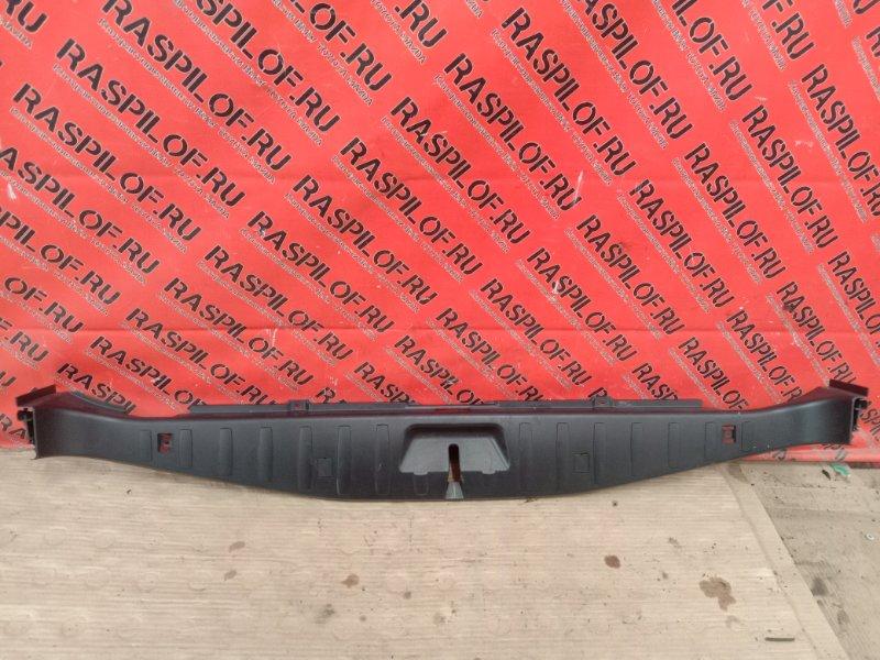 Обшивка багажника Bmw X3 - Series E83 M54B25 2004