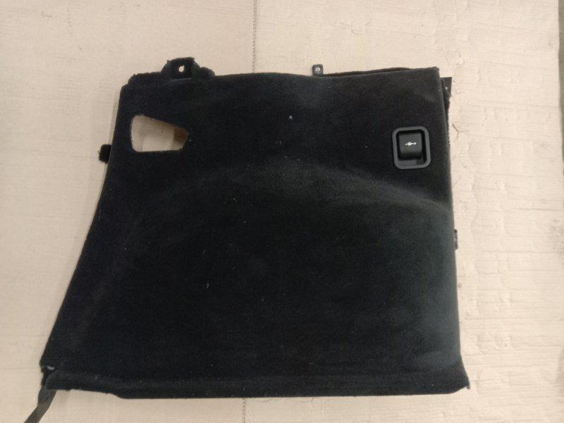 Обшивка багажника Bmw X3 - Series E83 M54B25 2004 задняя правая