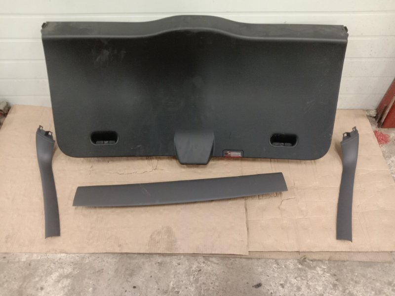 Обшивка крышки багажника Bmw X3 - Series E83 M54B25 2004