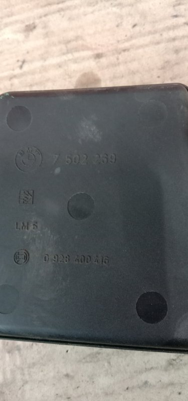 Заслонка дроссельная Bmw X3 - Series E83 M54B25 2004