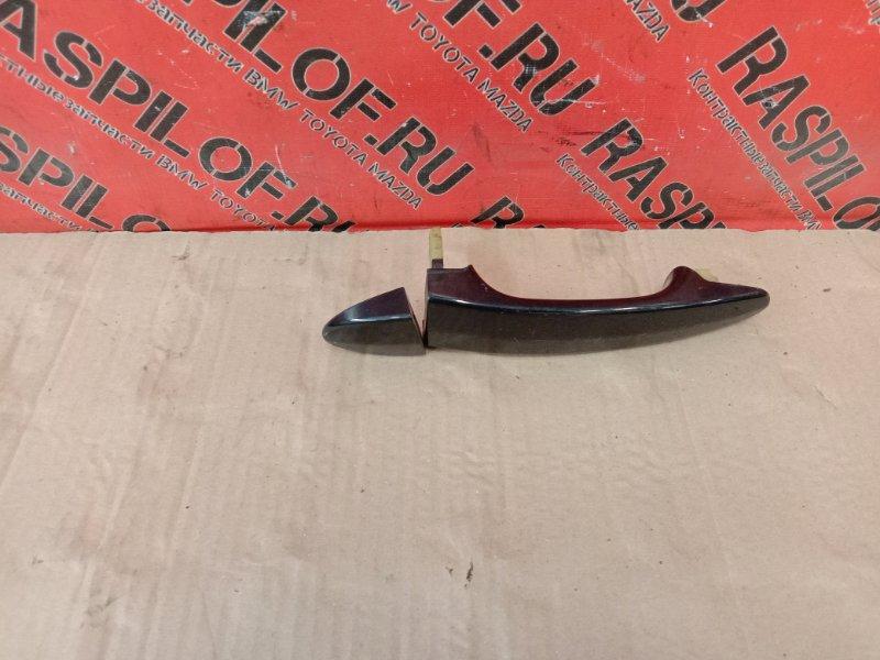 Ручка наружная Bmw X3 - Series E83 M54B25 2004 передняя левая