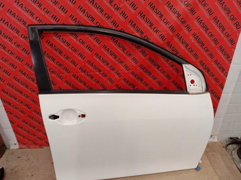 Дверь боковая Toyota Corolla Fielder NZE144 1NZ-FE 2010 передняя правая
