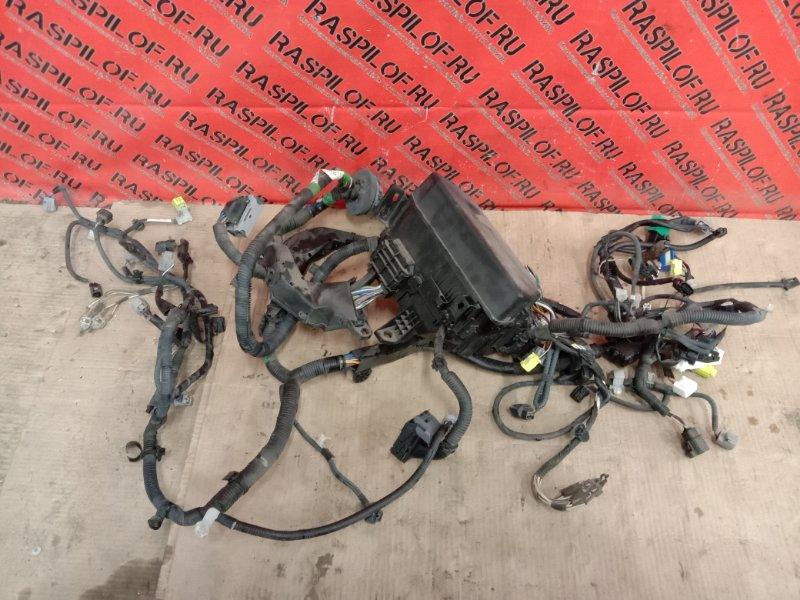 Блок реле и предохранителей Toyota Corolla Fielder NZE144 1NZ-FE 2010