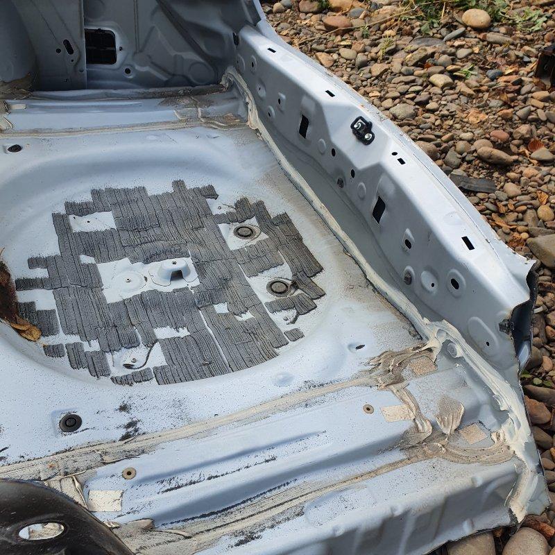 Задняя панель кузова Mazda Atenza GJ2FP SH-VPTS 2014