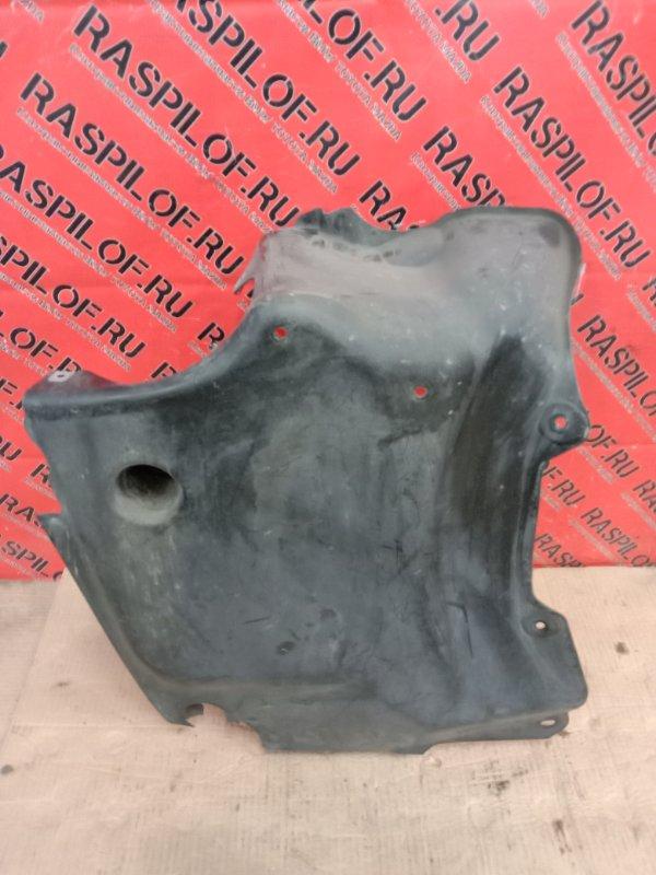 Пластиковая защита Bmw 5-Series E60 N52B30 2008 задняя правая
