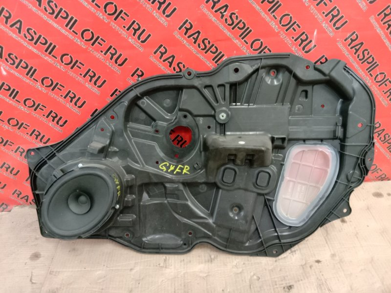 Обшивка двери Mazda Atenza GY3W L3-VE 2005 передняя правая