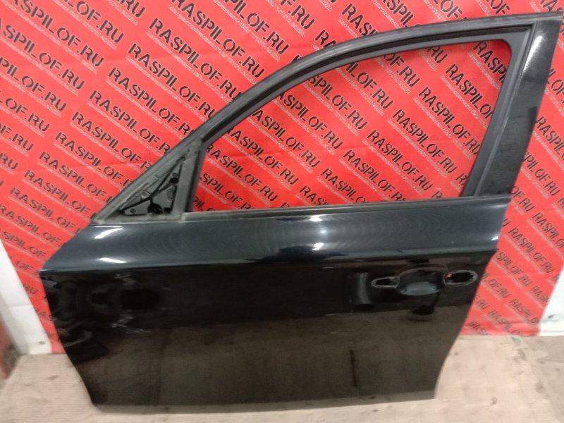 Дверь боковая Bmw 1-Series E87 N45B16A 2007 передняя левая