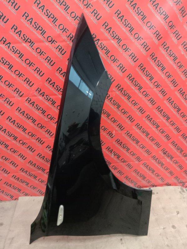 Крыло Bmw 1-Series E87 N45B16A 2007 переднее правое