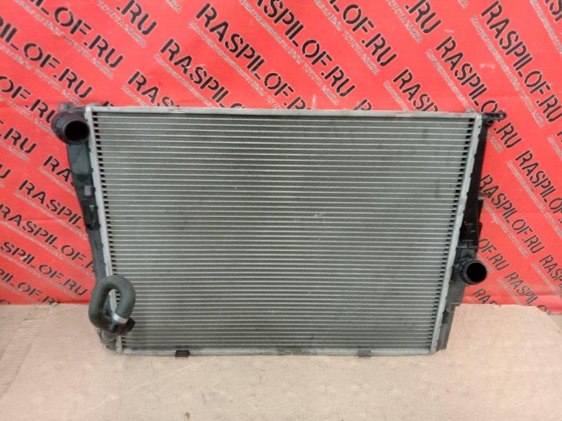 Радиатор двигателя Bmw 1-Series E87 N45B16A 2007