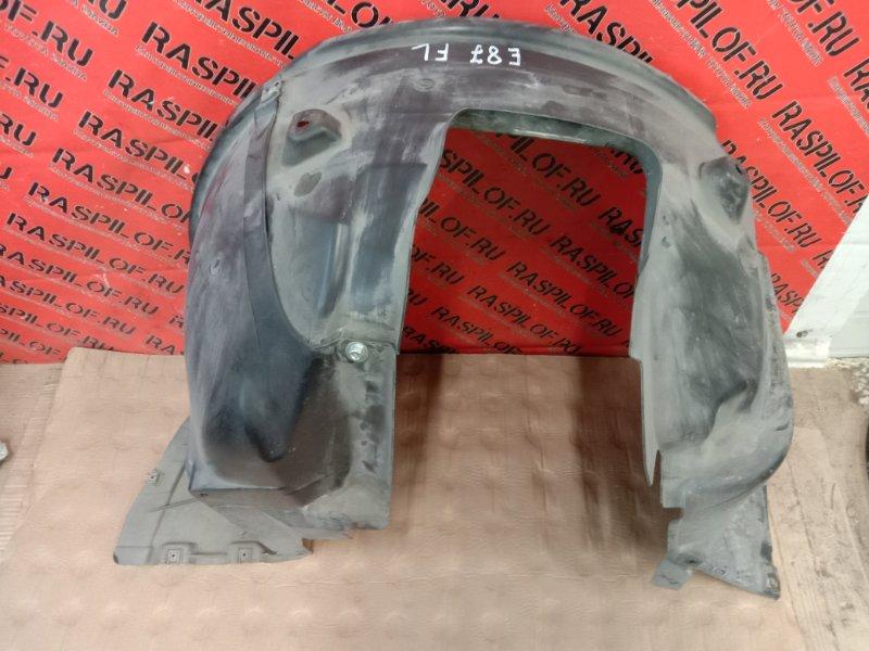 Подкрылок Bmw 1-Series E87 N45B16A 2007 передний левый