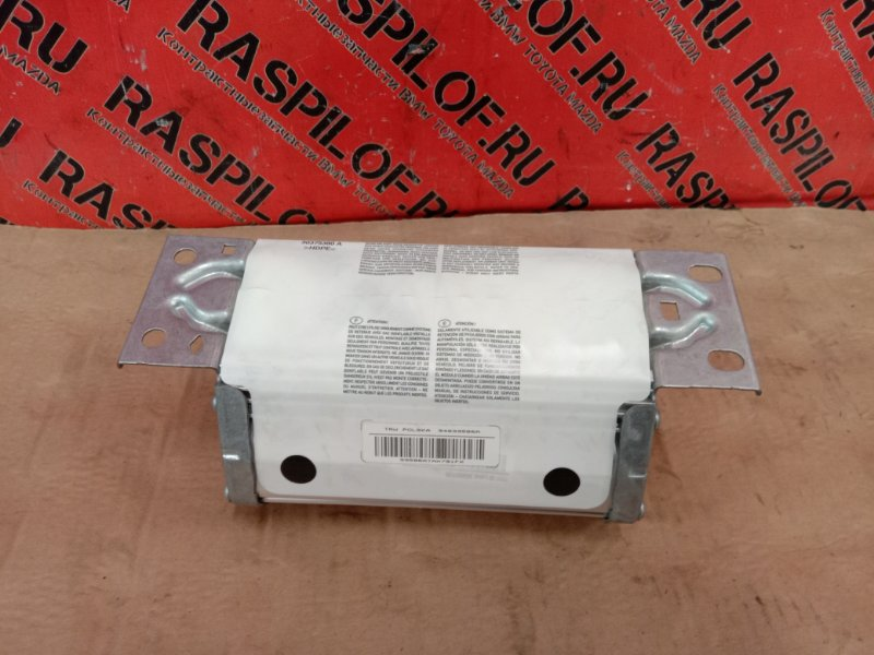 Аирбаг Bmw 1-Series E87 N45B16A 2007