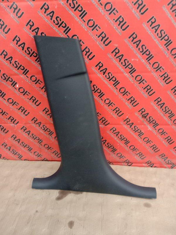 Обшивка стойки кузова Bmw 1-Series E87 N45B16A 2007 левая
