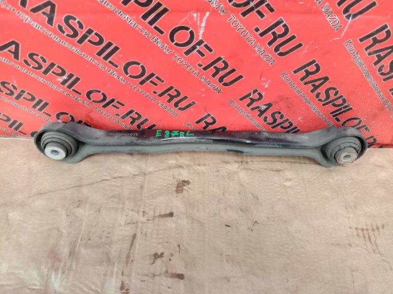 Рычаг подвески Bmw 1-Series E87 N45B16A 2007 задний левый