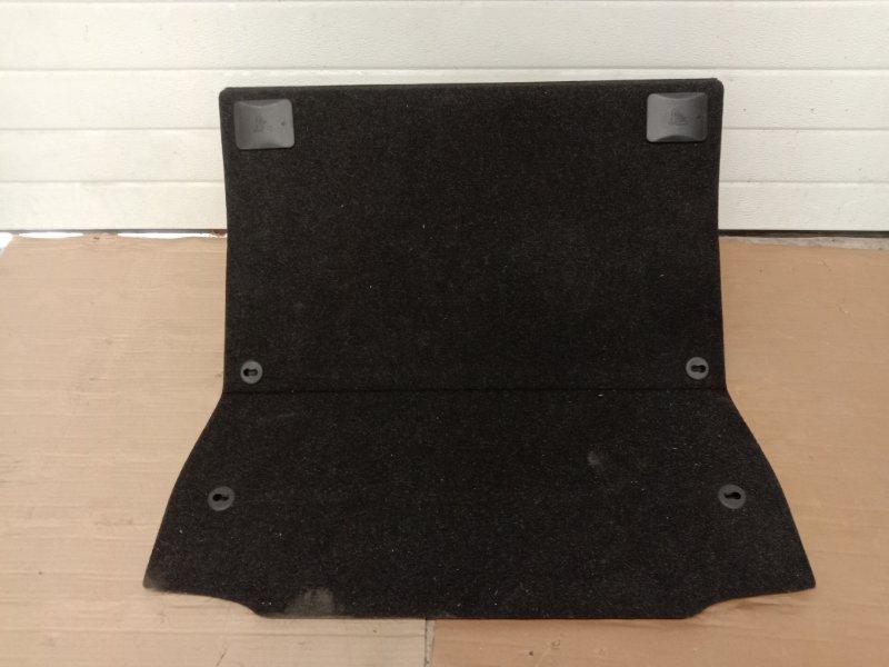 Обшивка багажника Bmw 1-Series E87 N45B16A 2007