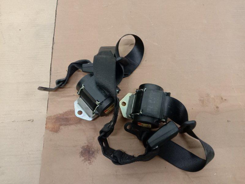 Ремень безопасности Bmw 1-Series E87 N45B16A 2007 задний