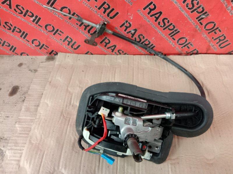 Кулиса кпп Bmw 1-Series E87 N45B16A 2007