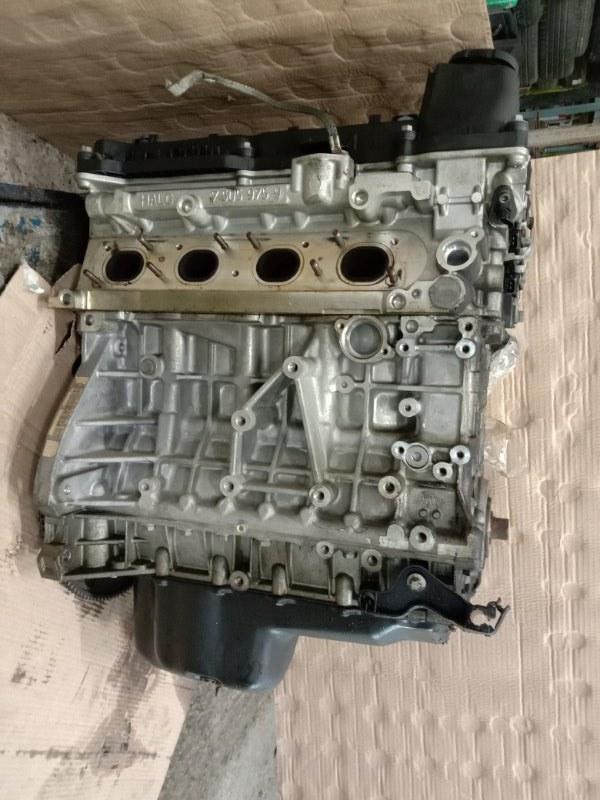 Двигатель Bmw 1-Series E87 N45B16A 2007