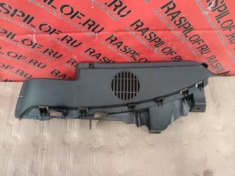 Обшивка багажника Bmw 1-Series E87 N45B16A 2007 задняя левая