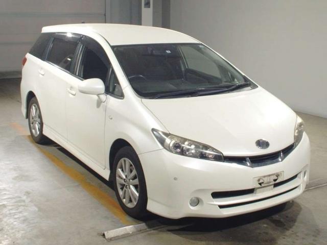 Авто на разбор Toyota Wish ZGE20 2ZR-FAE 2009