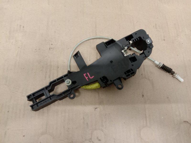Ручка наружная Bmw 1-Series E87 N45B16A 2007 передняя левая
