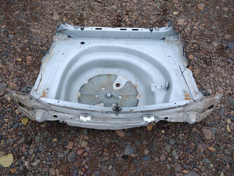Задняя панель кузова Toyota Corolla Fielder NZE144 1NZ-FE 2010