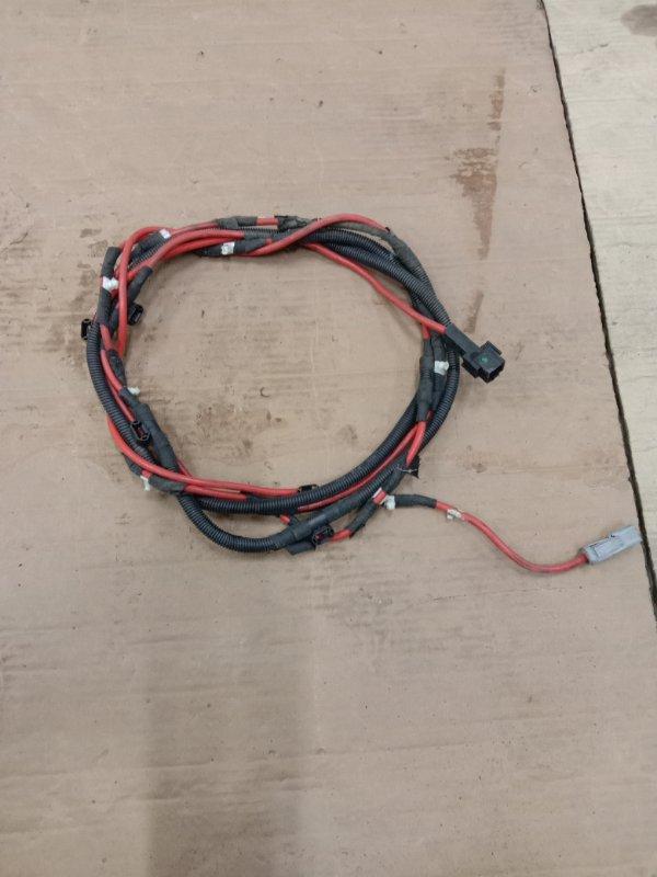 Электропроводка Bmw 1-Series E87 N45B16A 2007