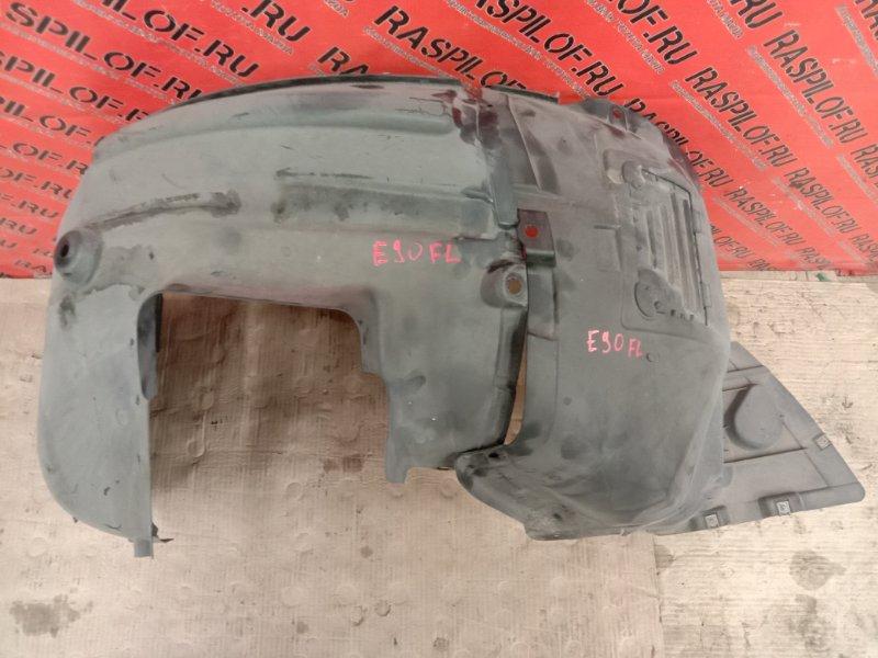 Подкрылок Bmw 3-Series E90 N54B30A 2006 передний левый