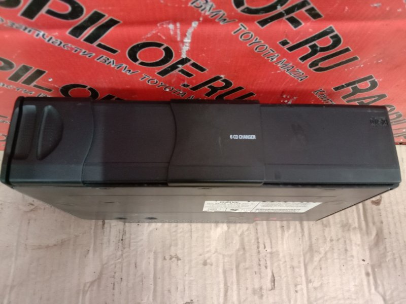 Cd-чейнджер Bmw 3-Series E90 N54B30A 2006