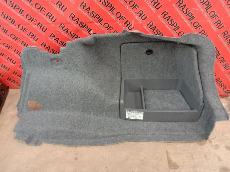 Обшивка багажника Bmw 3-Series E90 N54B30A 2006 задняя правая