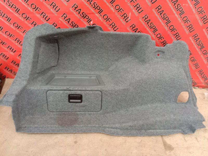 Обшивка багажника Bmw 3-Series E90 N54B30A 2006 задняя левая