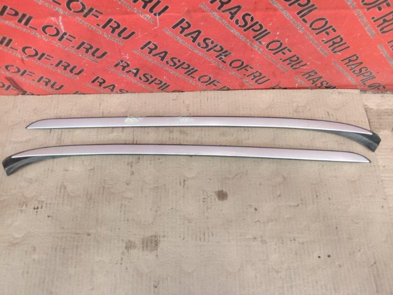 Молдинг лобового стекла Bmw 3-Series E90 N54B30A 2006
