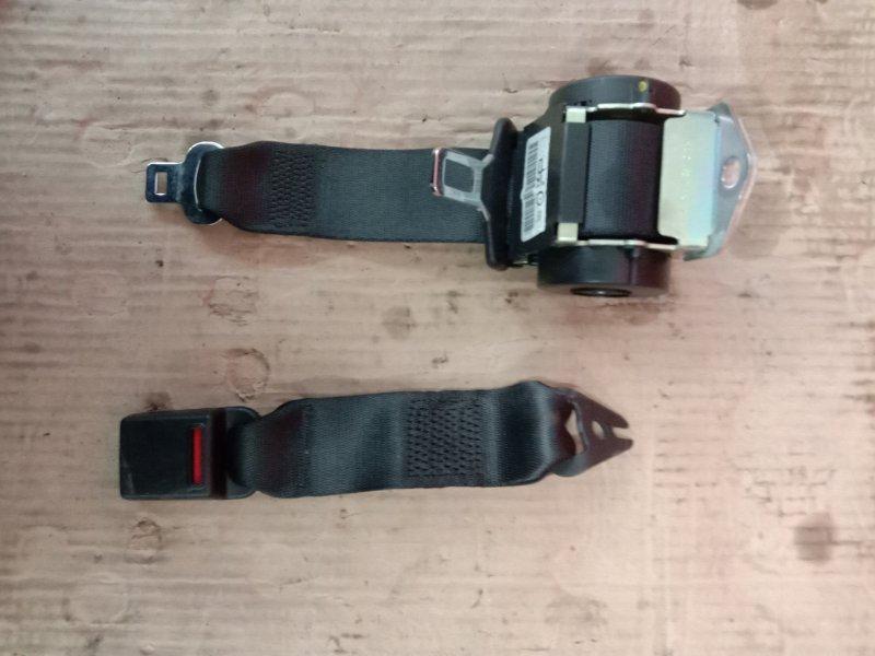 Ремень безопасности Bmw 3-Series E90 N54B30A 2006 задний
