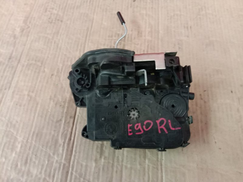 Замок дверной Bmw 3-Series E90 N54B30A 2006 задний левый