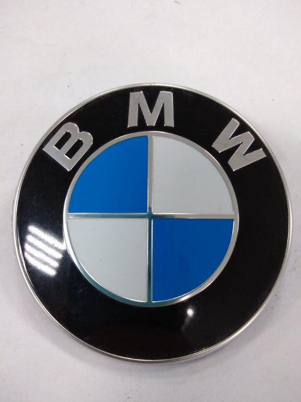 Эмблема Bmw 3-Series E90 N54B30A 2006 задняя