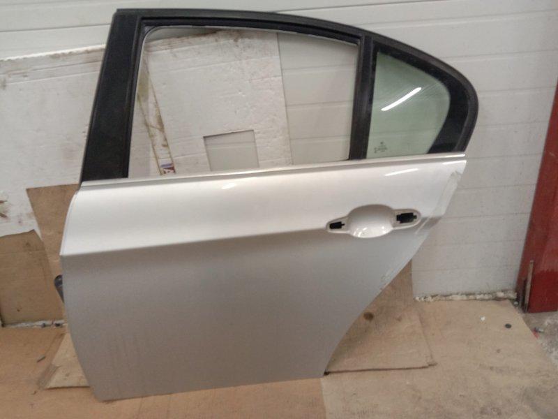 Дверь боковая Bmw 3-Series E90 N54B30A 2006 задняя левая
