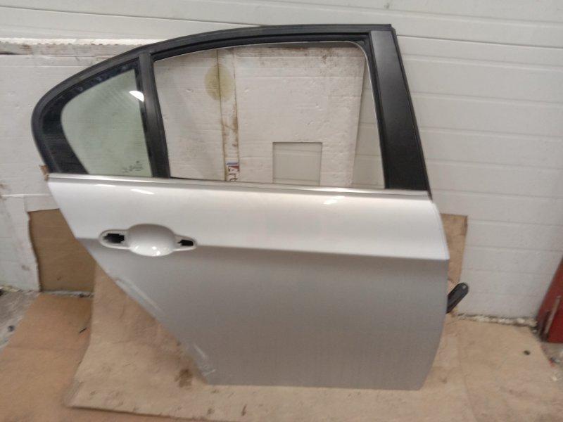 Дверь боковая Bmw 3-Series E90 N54B30A 2006 задняя правая