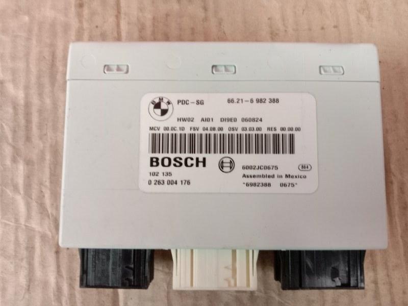 Блок управления Bmw 3-Series E90 N54B30A 2006