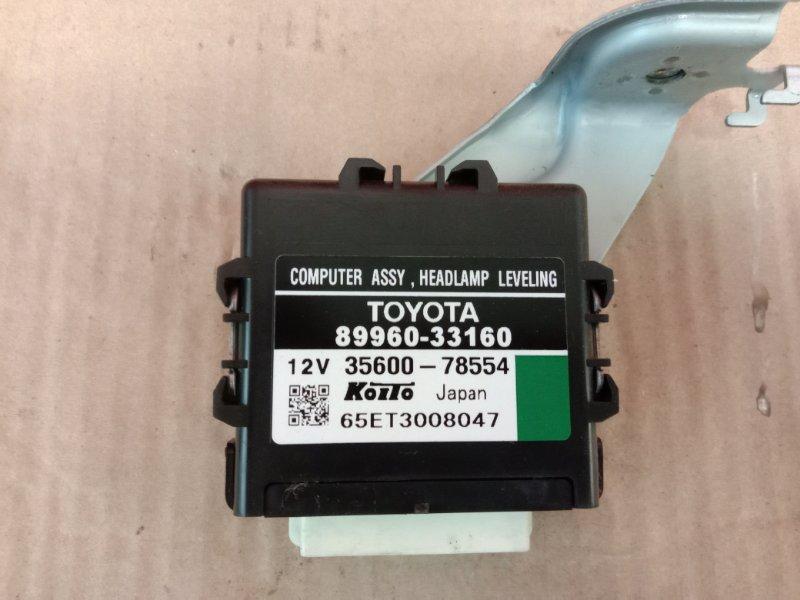Блок управления светом Toyota Camry ACV40 2AZ-FE 2006