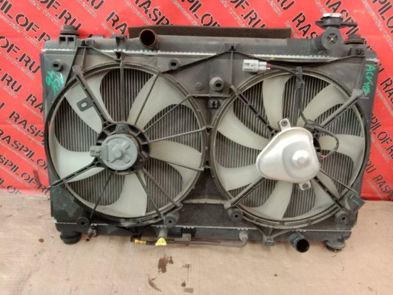 Радиатор двигателя Toyota Camry ACV40 2AZ-FE 2006