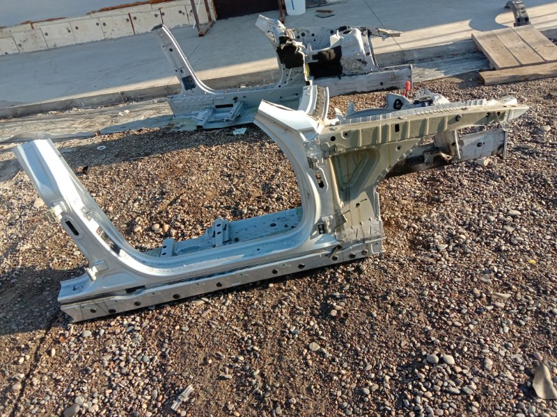 Лонжерон Bmw 3-Series E90 N54B30A 2006 передний правый