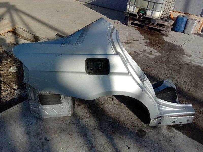 Крыло Bmw 3-Series E90 N54B30A 2006 заднее правое