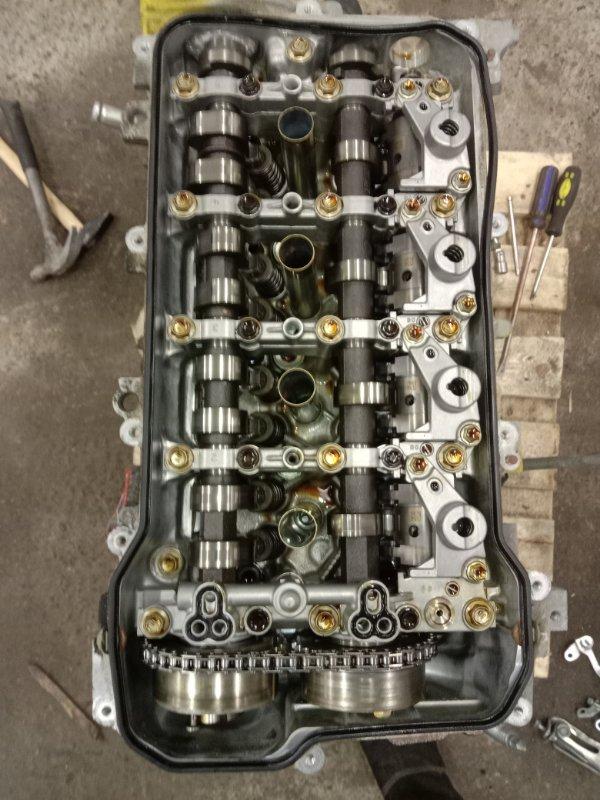 Двигатель Toyota Wish ZGE20 2ZR-FAE 2010