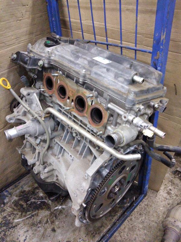 Двигатель Toyota Camry ACV40 2AZ-FE 2006