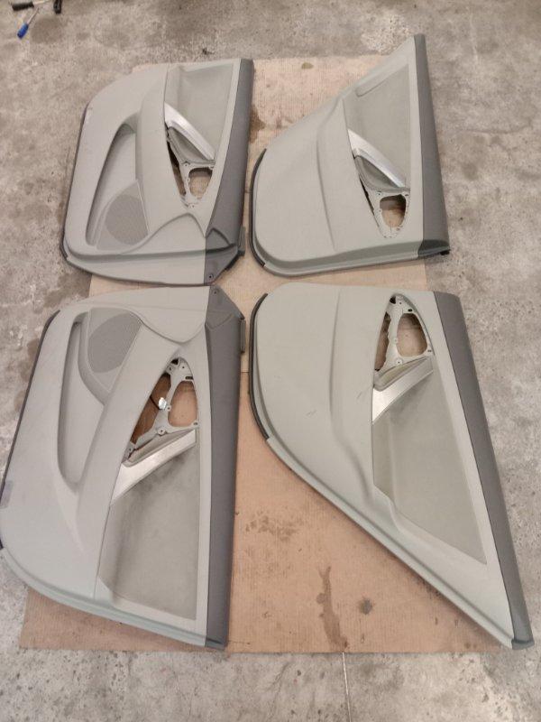 Обшивка двери Toyota Camry ACV40 2AZ-FE 2006