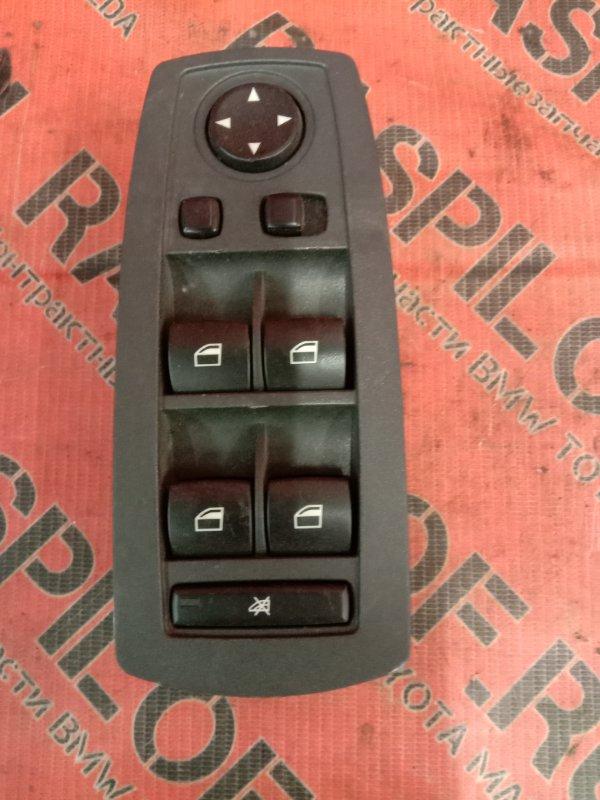 Блок управления стеклоподъемниками Bmw X3 - Series E83 M54B25 2004