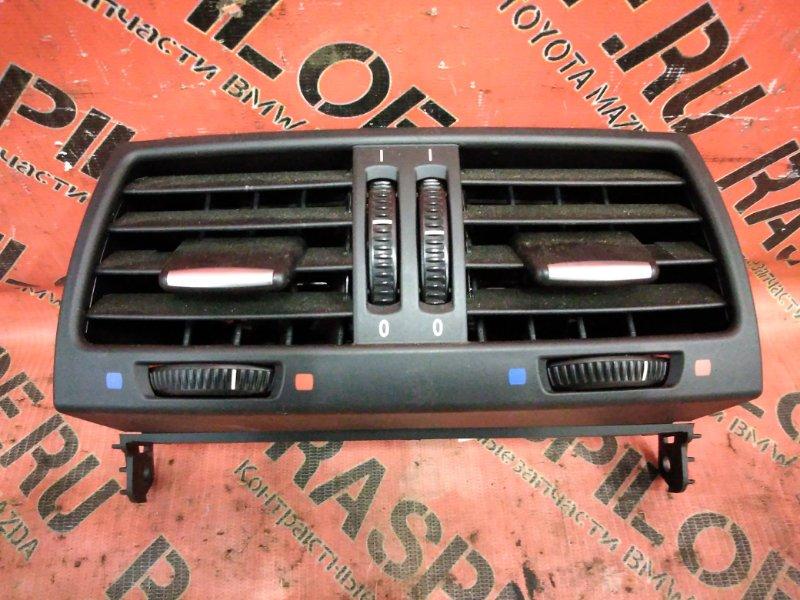 Дефлектор воздушный Bmw X5 E70 N55B30 2010 задний