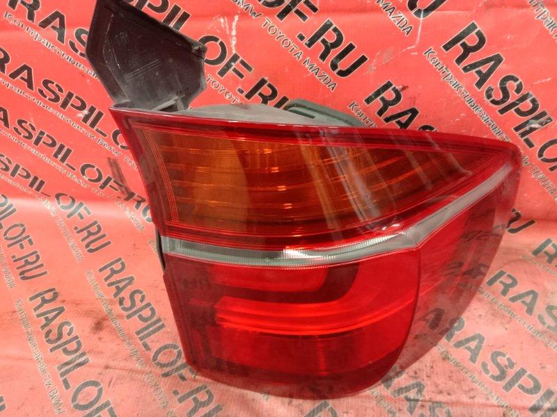 Фонарь стоп-сигнала Bmw X5 E70 N55B30 2010 задний правый